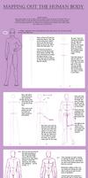 - Mapping human body tut -