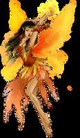 - fire fairy -