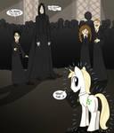 - HP MLP: Before the snake -