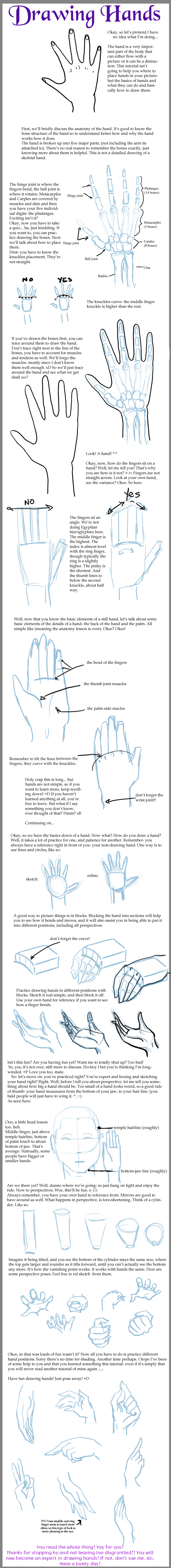 -Hands Tutorial- by odduckoasis