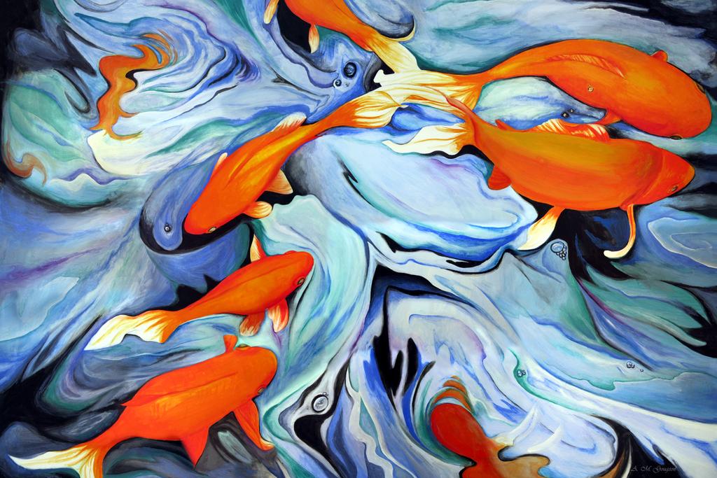 Fire Water by ScribalWriter