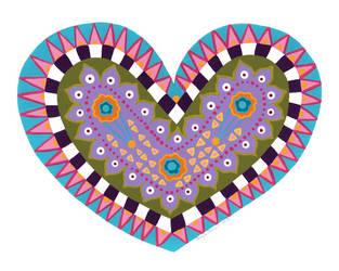 Happy Valentine by ScribalWriter
