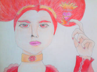 ASoIaF: Melisandre by tatihienahtf