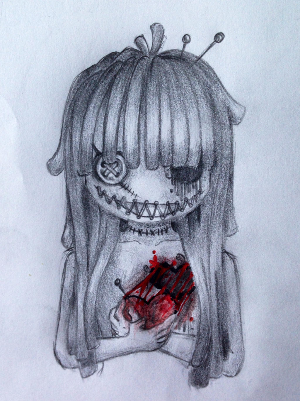 Dolls Don't Have Hearts by Vampiretard