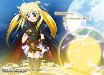 Fate Nanoha Movie 1st by kamiosama
