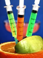 Peculiar Fruit Experiment by mancaalberto
