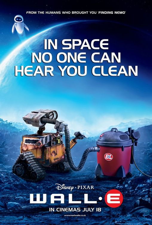 essay about wall e movie