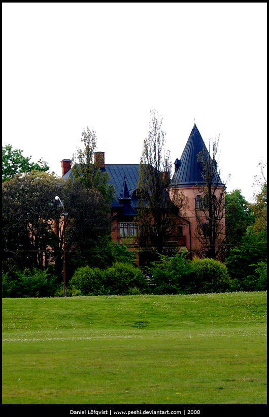 This house looks like a castle by peshi on deviantart for Houses that look like castles