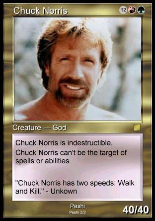 chuck norris the card by halomerchant on deviantart, Birthday card