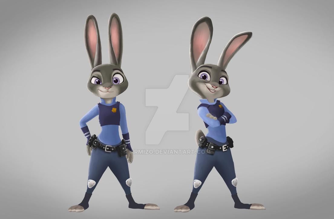 Judy Hopps by ArmizO