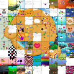 Emoticon puzzle - REOPENED