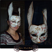 Splicer Mask Rabbit