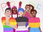 OC: Pride