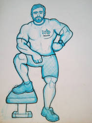 Martin Tips Sketch