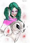 .Harley Quinn--.SOLD
