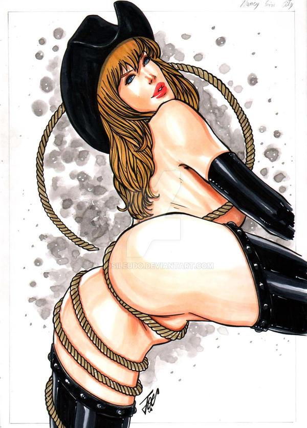 Nancy Sin City,SOLD by josileudo