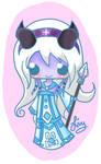 :- Little Draenei-: