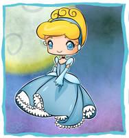 Chibi Cinderella by jedec