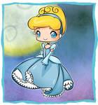Chibi Cinderella