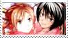 Arata and Kugura Stamp by ChelseaCherryblossom