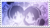 Nagu and Naru Stamp by ChelseaCherryblossom