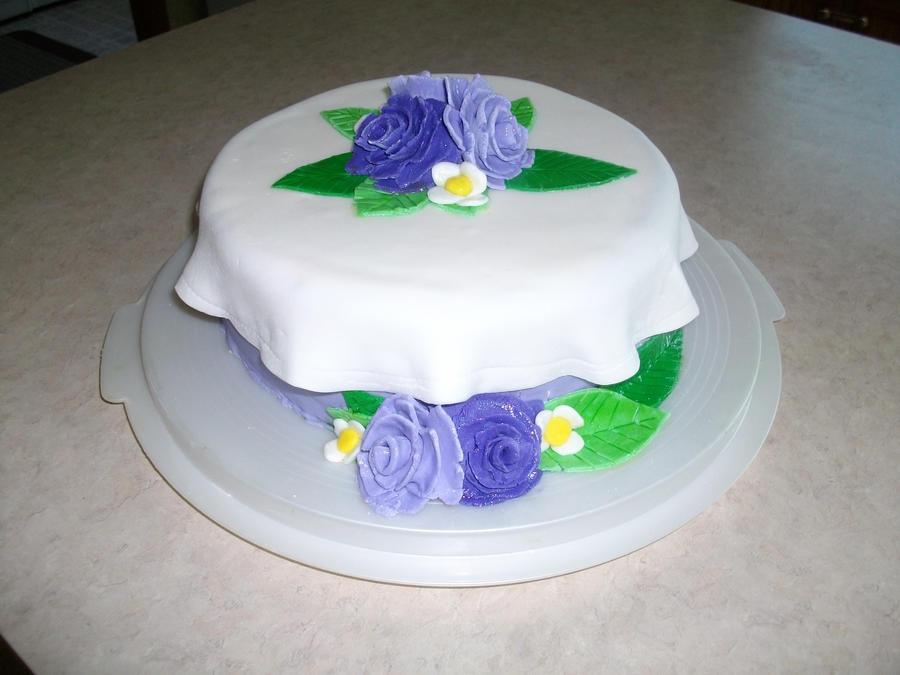Birthday Cake Images Elegant : Pin Elegant Birthday Cake on Pinterest