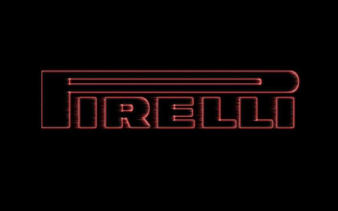 pirelli logo by iroc on deviantart
