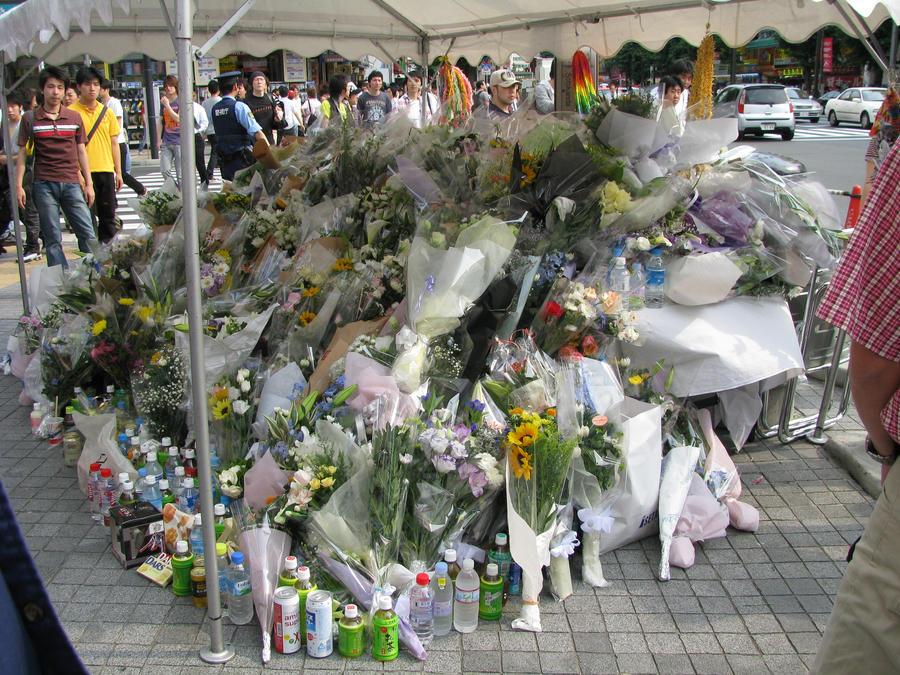 Akihabara Massacre Tribute by Zerogouki