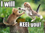 I Will KEEL You