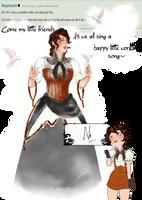 Dost Thou Sing? by ScelestaNix