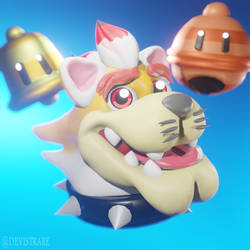Bowser Day 2020 Meowser