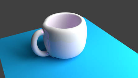 Mug render - made in Blender