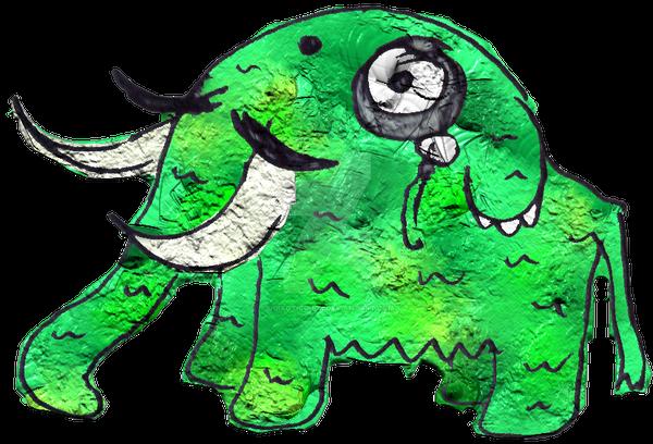 Mammoth by quixoticduck