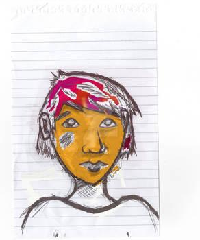 WIP: Scruffy Sketch