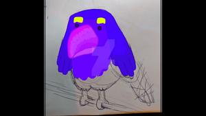 Birddyparot