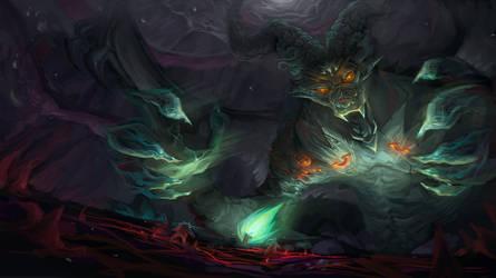 Nemo VS the Nightmare King by sarya