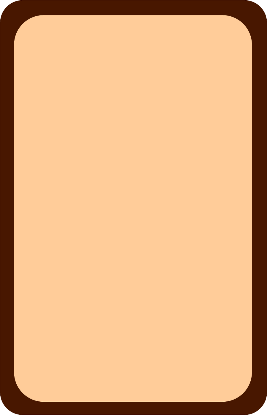 card template