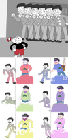What If.... Matsus In Cuphead