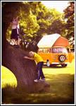 VW Camper by X-Apparition-X