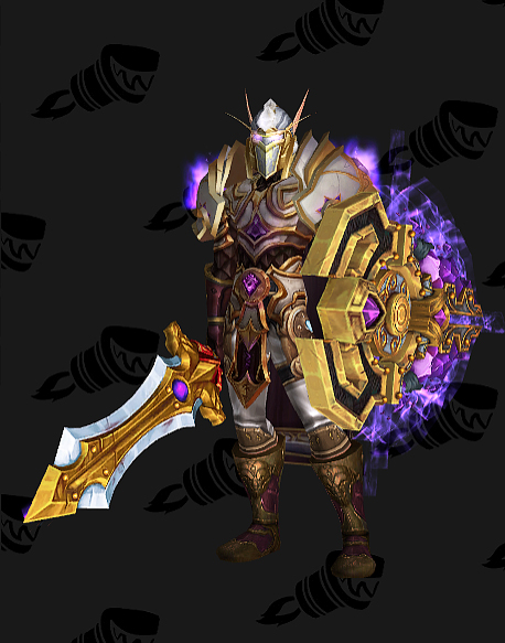 Best paladin transmog set related keywords best paladin for Wow portent 5 4