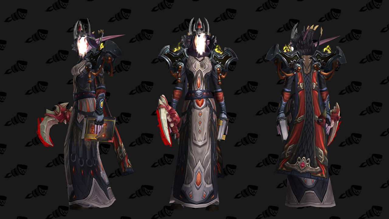 Images of Wow Priest Transmog - #rock-cafe