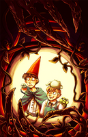 OVER THE GARDEN WALL: Those Who Wander by phantastus