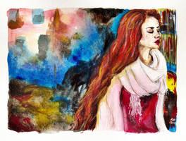 Carmen by SquirrelGirl15