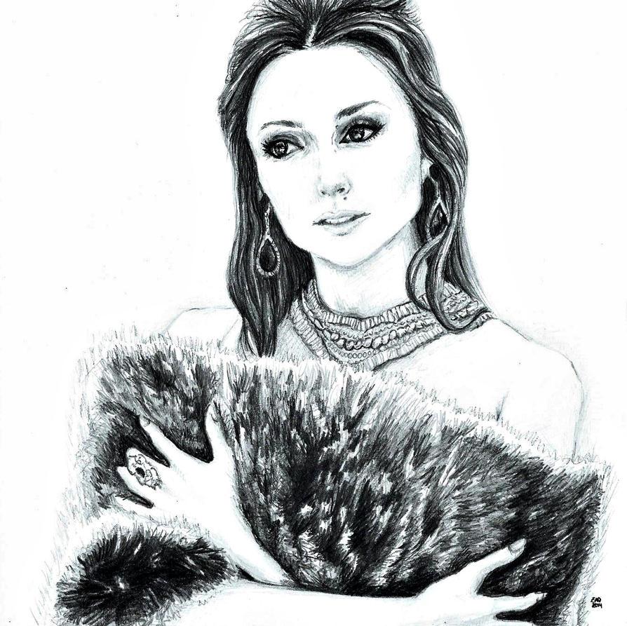 Svetlana by SquirrelGirl15