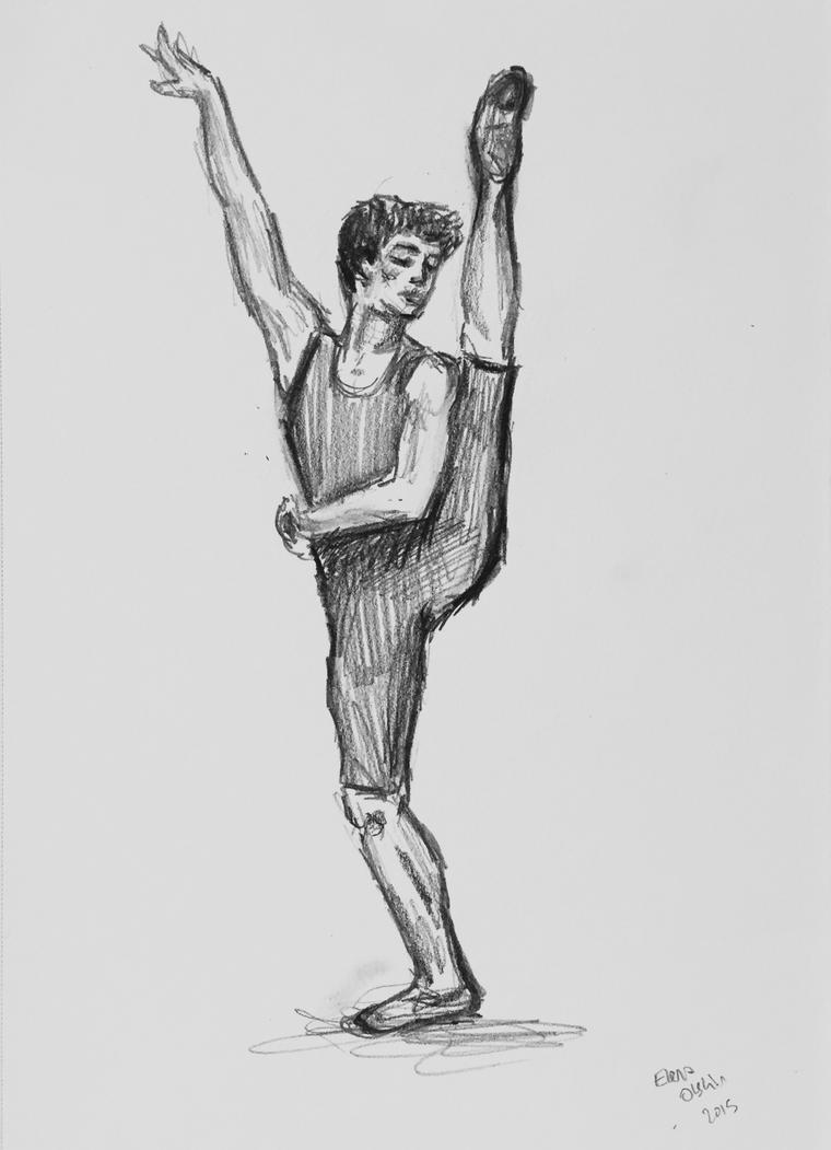 Danseur by SquirrelGirl15