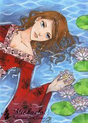 Waterlily by Michaela9