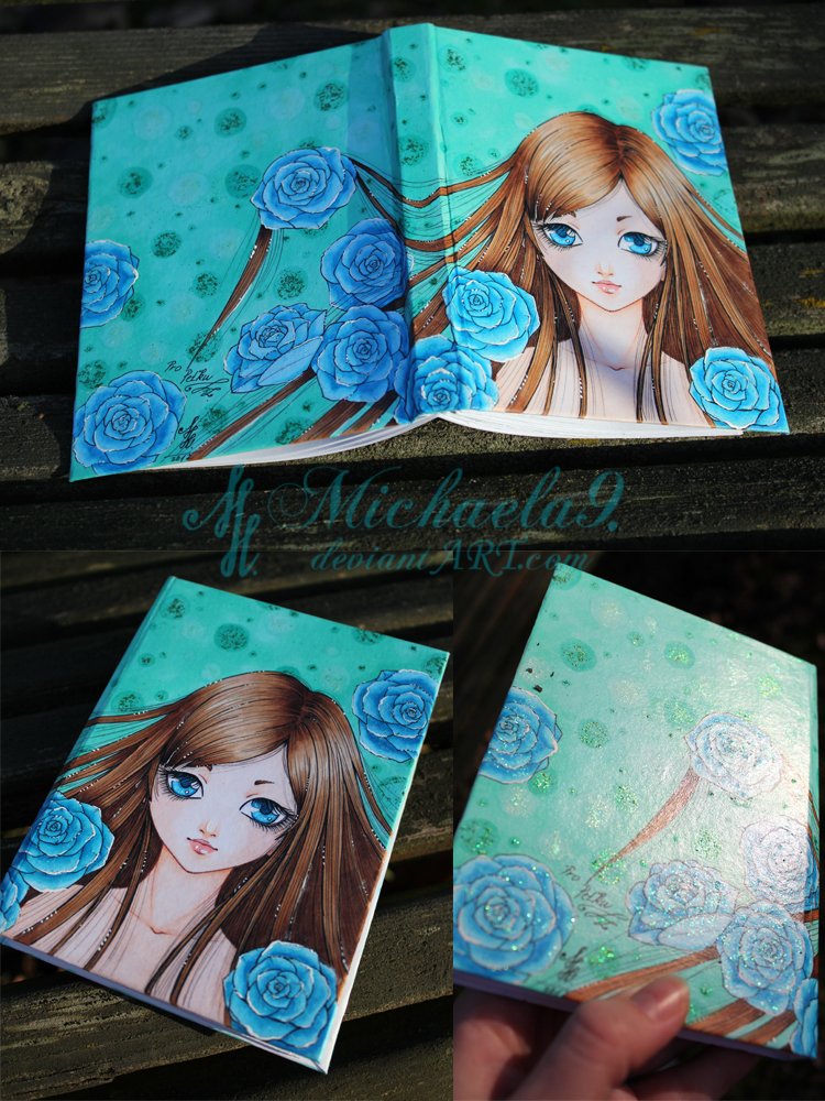 Sketchbook by Michaela9
