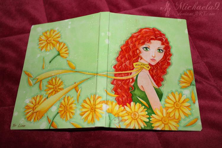 Sketchbook gift by Michaela9