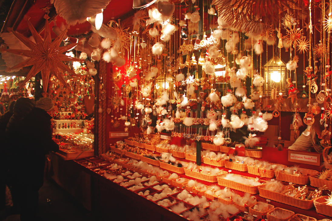 Christmas Market by PPontex