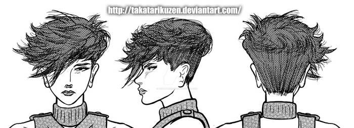 OC: Face and Hair